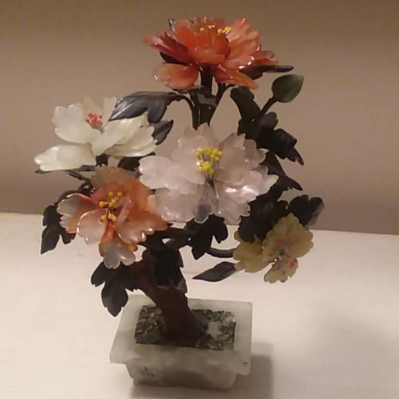 Accents Beautiful Glass Bonsai Tree Poshmark